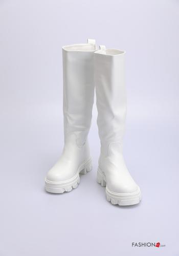 Casual Boots White