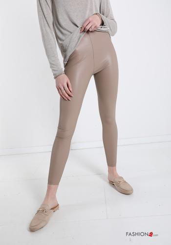 Leggings  faux cuir