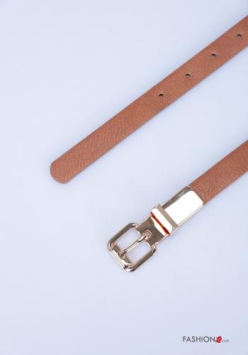 Belt in Genuine Leather  adjustable