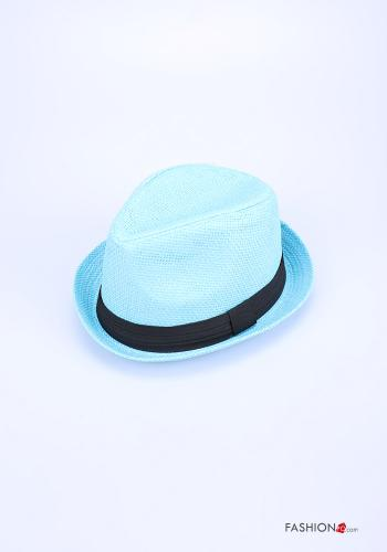 Casual Hat Sky blue