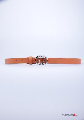 Casual Belt Camel colour