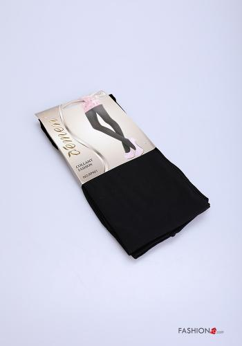Pantyhose in Cotton Black